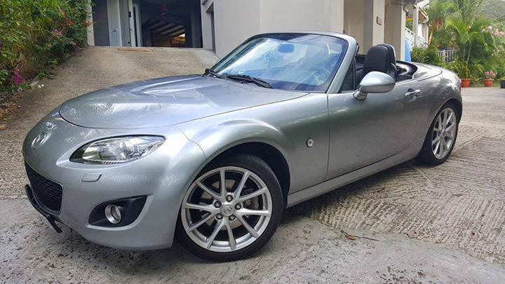 cabriolet mazda mx5 nc 2 0l 160cv annonce voitures. Black Bedroom Furniture Sets. Home Design Ideas