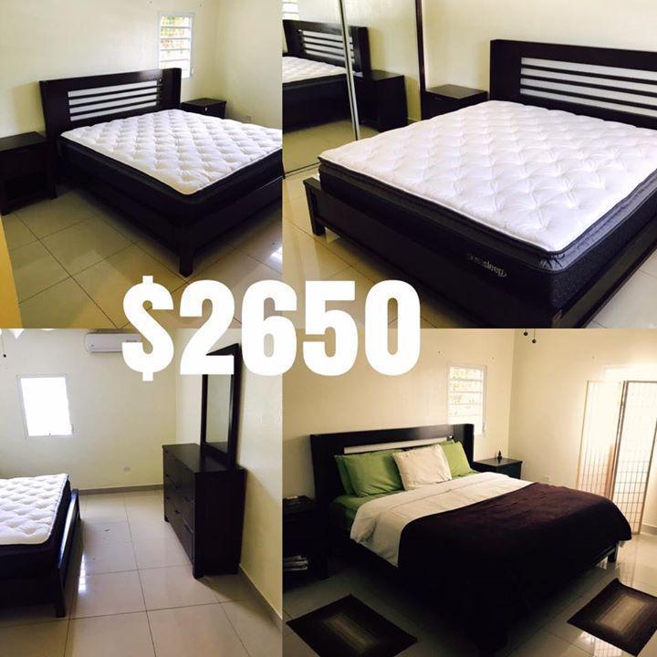 Belle chambre coucher annonce meubles et d coration for Meuble ashley prix