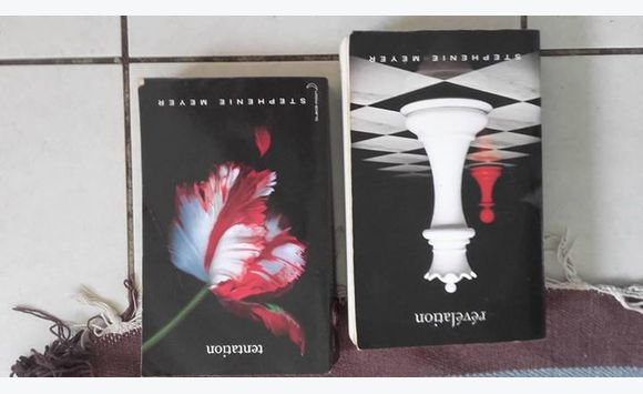 Livre Revelations Et Tentations Twilight