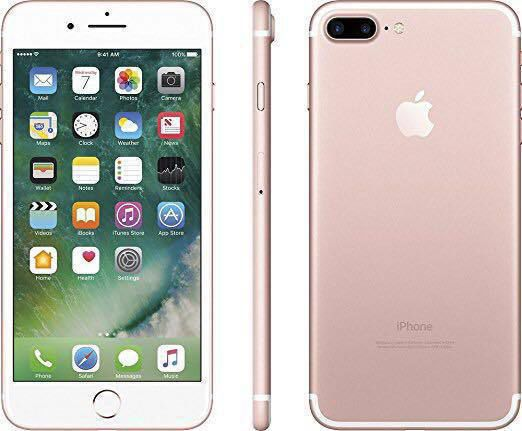 iphone 7 plus rose 128 go annonce t l phonie guyane cyphoma. Black Bedroom Furniture Sets. Home Design Ideas