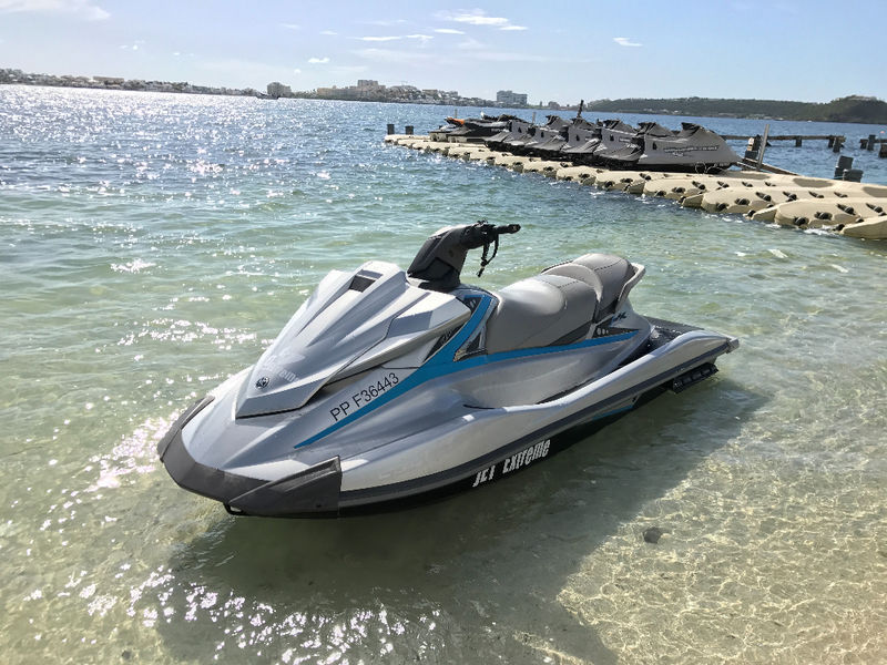 Jet ski Yamaha VX - Classified ad - Water Scooters - Jet Skis Baie ...