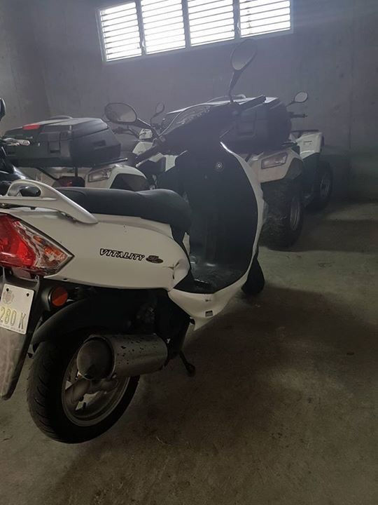 scooter kymco 50cc classified ad motorbikes scooters. Black Bedroom Furniture Sets. Home Design Ideas