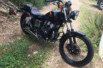 Honda rebel 250cc