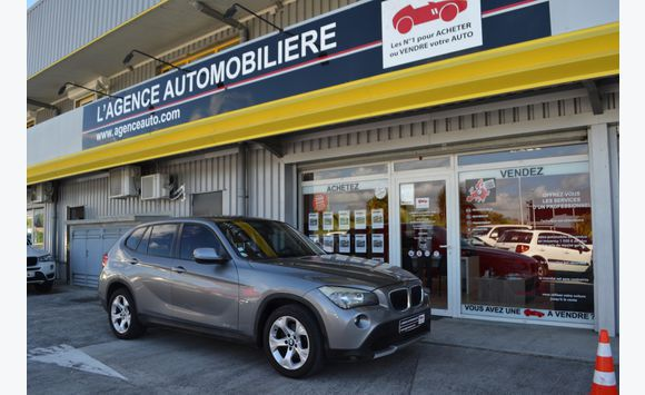 bmw x1 sdrive18da 143ch premiere voitures guadeloupe cyphoma. Black Bedroom Furniture Sets. Home Design Ideas