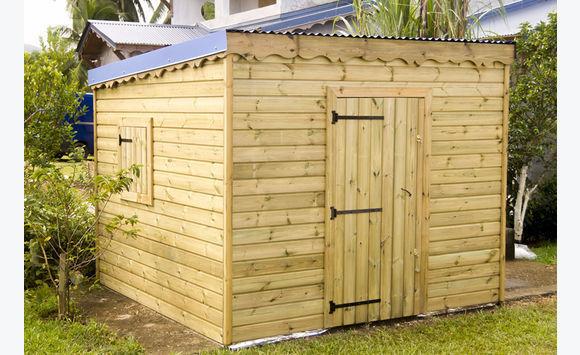 abri de jardin - Mobilier et équipement d\'extérieur Guadeloupe