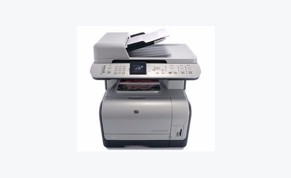 HP Color Laser Multifunction + 3 cartouches