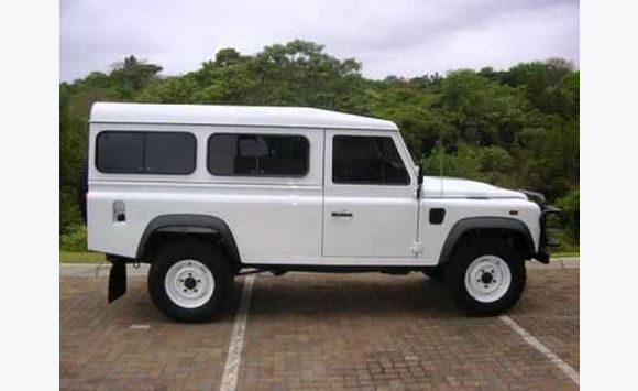 LAND ROVER Defender 110 van - Clified ad - Cars Gustavia Saint ...