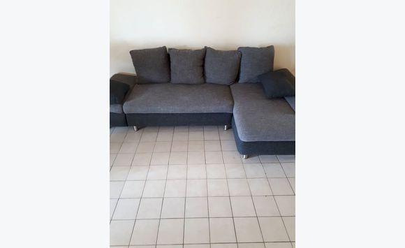 Sofa converteerbare convertable advertentie meubels decoratie sint maarten - Camif sofa converteerbare ...