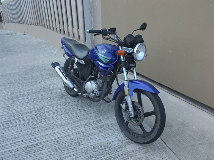yamaha ybr 125 classified ad motorbikes scooters. Black Bedroom Furniture Sets. Home Design Ideas
