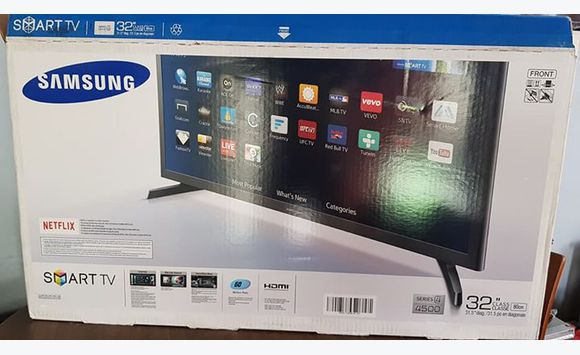 Samsung Smart Tv 32 Inches Images Sound Antigua And Barbuda