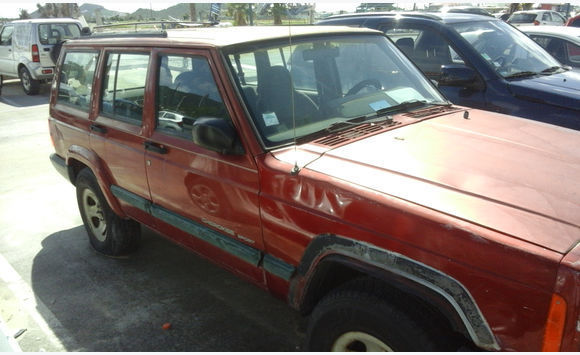 Jeep Cherokee 99 Cyclonee For Parts