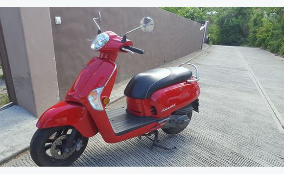 Kymco Like 125 Year 2016 Vespa Scooter Motorbikes Scooters Quads Saint Barthélemy Cyphoma