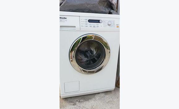 miele washing machine front loader manual