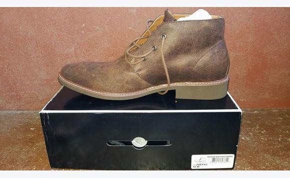 4b76b6fb4cb GUESS Men's Joey Chukka Boot size 13