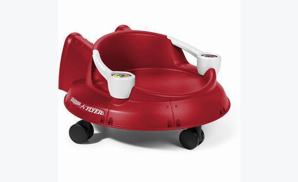 Spin'N Saucer Kids Ride on Toy - Games - Toys Barbados • Cyphoma