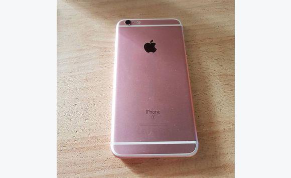 iphone 6 rose 64go