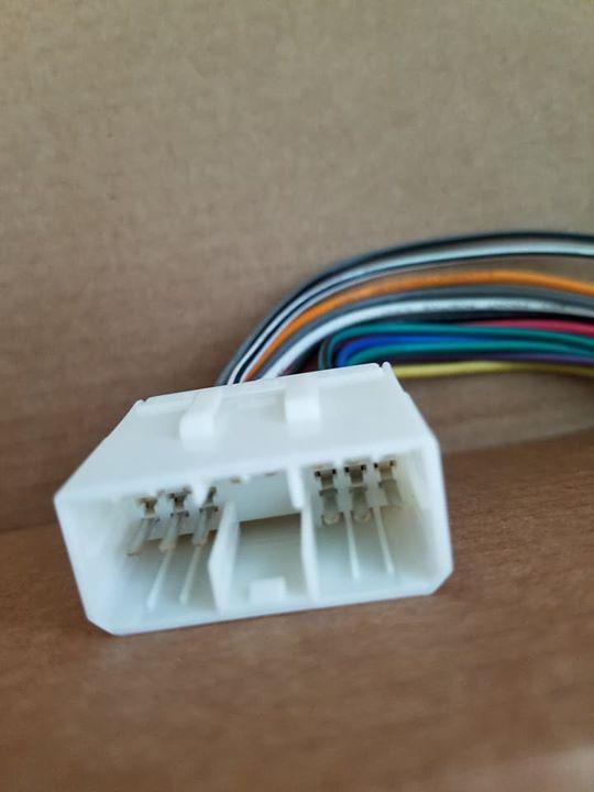 Subaru Stereo Wire Harness