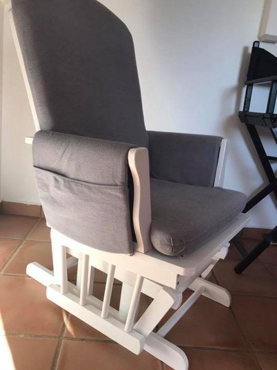 fauteuil bascule allaitement ou detente annonce. Black Bedroom Furniture Sets. Home Design Ideas