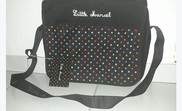 Sac bandoulière Little Marcel