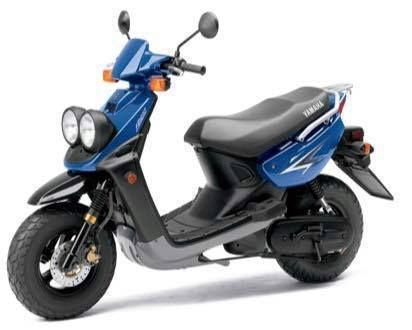 Used Yamaha Zuma Cc For Sale