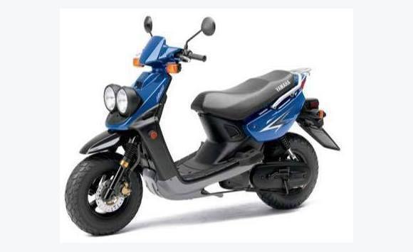 Yamaha zuma bws 50cc classified ad motorbikes for Yamaha bws 100 for sale