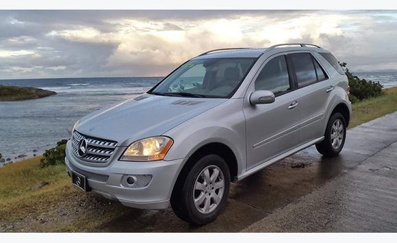 Mercedes Benz Ml 350 Amg 2006 Cars Sint Maarten Cyphoma
