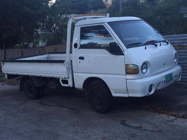 hyundai h100 pick up classified ad commercial vehicles sint maarten. Black Bedroom Furniture Sets. Home Design Ideas