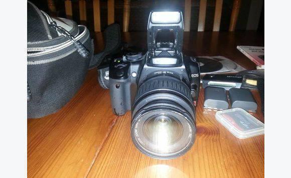 Canon EOS Digital Rebel XTi