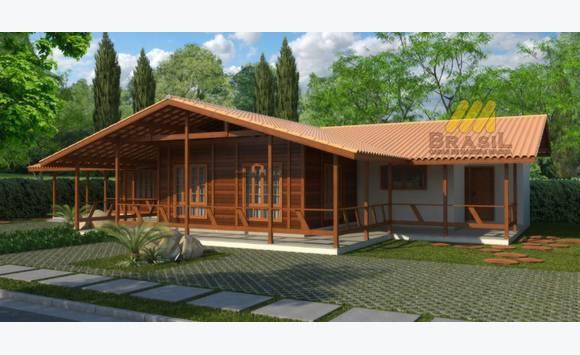 Maisons en bois pr fabriqu es de prestige iso 9000 - Maisons prefabriquees en bois ...