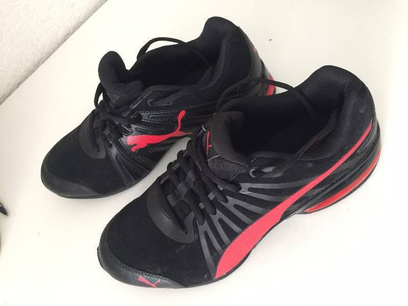 Cell kilter nubuck men's training shoes
