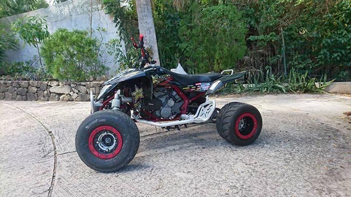 decdb261630 Quad Suzuki LTR 450 cc - Motorbikes - Scooters - Quads Sint Maarten ...