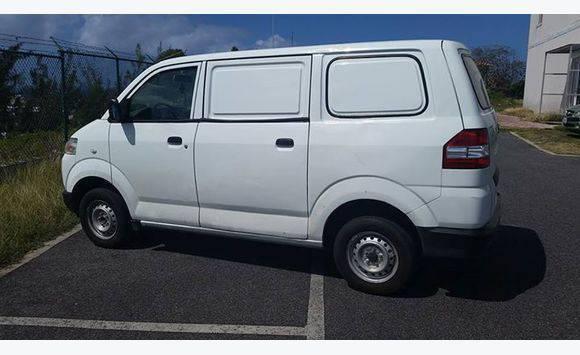 Suzuki APV van - Clified ad - Commercial vehicles Philipsburg ...