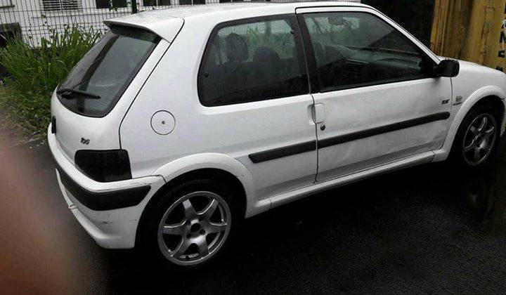 peugeot 106 sport diesel annonce voitures martinique. Black Bedroom Furniture Sets. Home Design Ideas