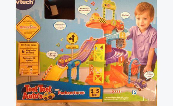 Toet Toet Garage : Vtech parking garage games toys sint maarten u2022 cyphoma