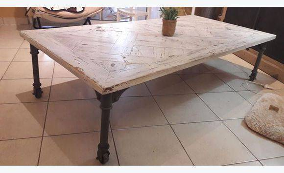 Basse 160x80 Du Cm Monde Maisons Table hCoxtsrQdB