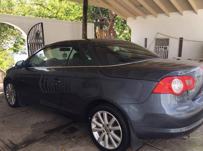 2007 volkswagen eos cabriolet 2 portes annonce voitures philipsburg sint maarten. Black Bedroom Furniture Sets. Home Design Ideas
