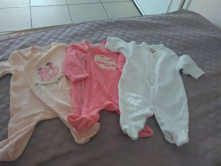 Vetement Bebe Fille 3 Mois Et Naissance Habillement Enfant Et Bebe