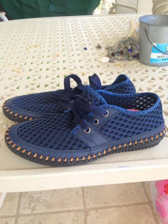 7af6aa9ba6 MOHEM Men s Poseidon Mesh Walking Shoes - Shoes Anguilla • Cyphoma