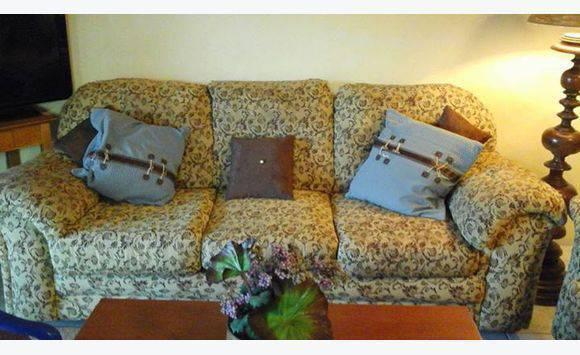 3 Piece Sofa Set Furniture And Decoration Sint Maarten Cyphoma