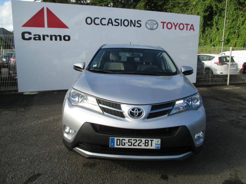 toyota rav4 150 d cat life edition awd bva annonce voitures baie mahault guadeloupe. Black Bedroom Furniture Sets. Home Design Ideas