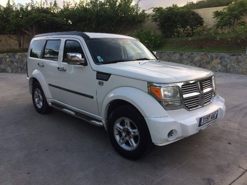 dodge nitro occasion  voitures dodge nitro occasion