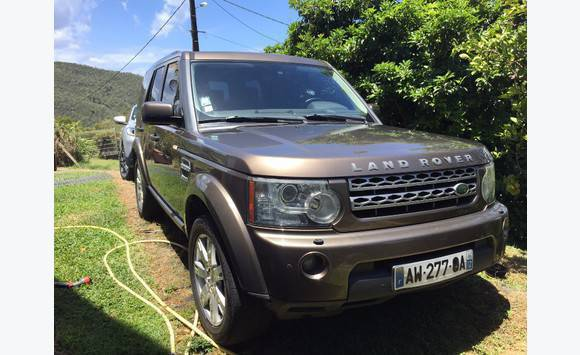 land rover discovery 4 7places 2010 annonce voitures les trois lets martinique. Black Bedroom Furniture Sets. Home Design Ideas