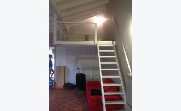 Loue appartement avec mezzanine annonce locations appartement la savane s - Appartement avec mezzanine ...