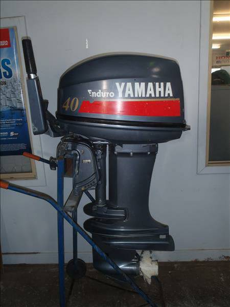 Looking for a outboard engine classified ad motorboats for Yamaha enduro 40 hp outboard
