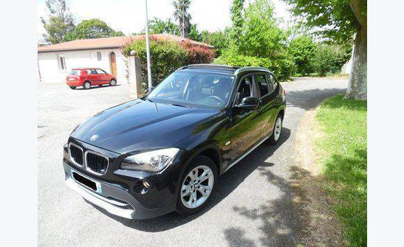 bmw x1 118d annonce voitures matoury guyane. Black Bedroom Furniture Sets. Home Design Ideas