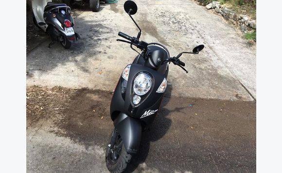 Scooter Mio 100 Cc 700 Km