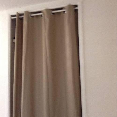 grand rideau pais anneaux annonce meubles et d coration la savane saint martin. Black Bedroom Furniture Sets. Home Design Ideas