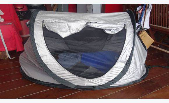 tente lit pop up anti uv kamoa - Tente De Lit