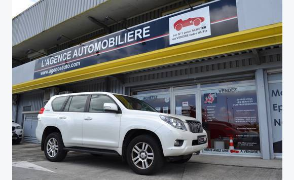 toyota land cruiser 190 d-4d fap. - voitures guadeloupe • cyphoma