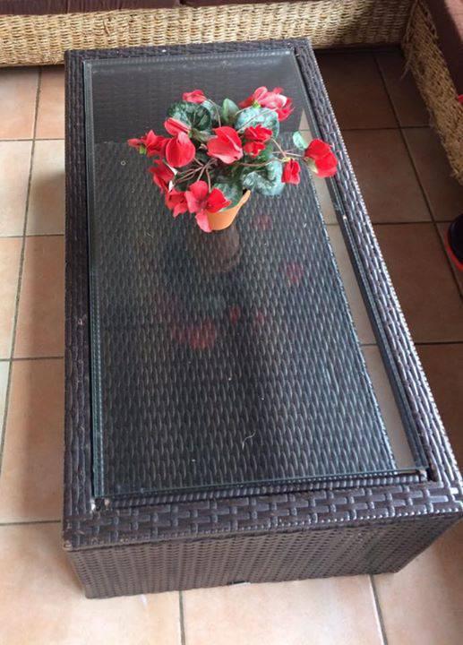 table basse salon de jardin - Annonce - Meubles et Décoration Petit ...